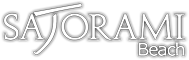 Restaurante Sajorami Beach Logo